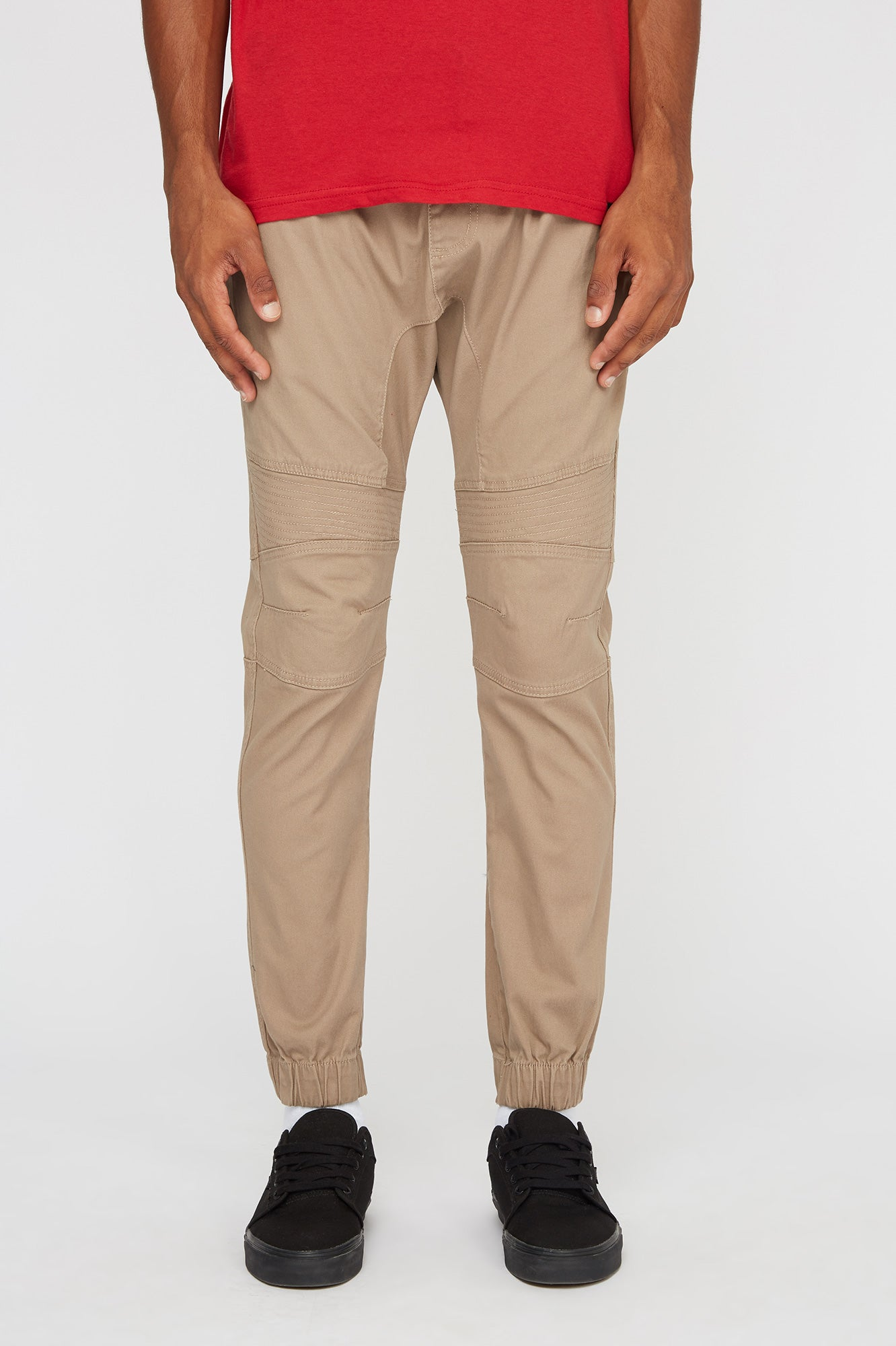 West49 Mens Moto Jogger