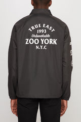 Zoo York Men's Solid Coach Jacket