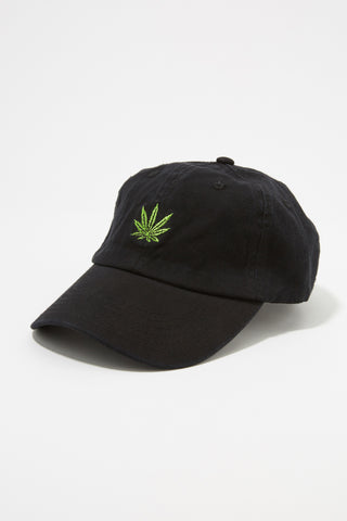 Young & Reckless Leaves Dad Hat