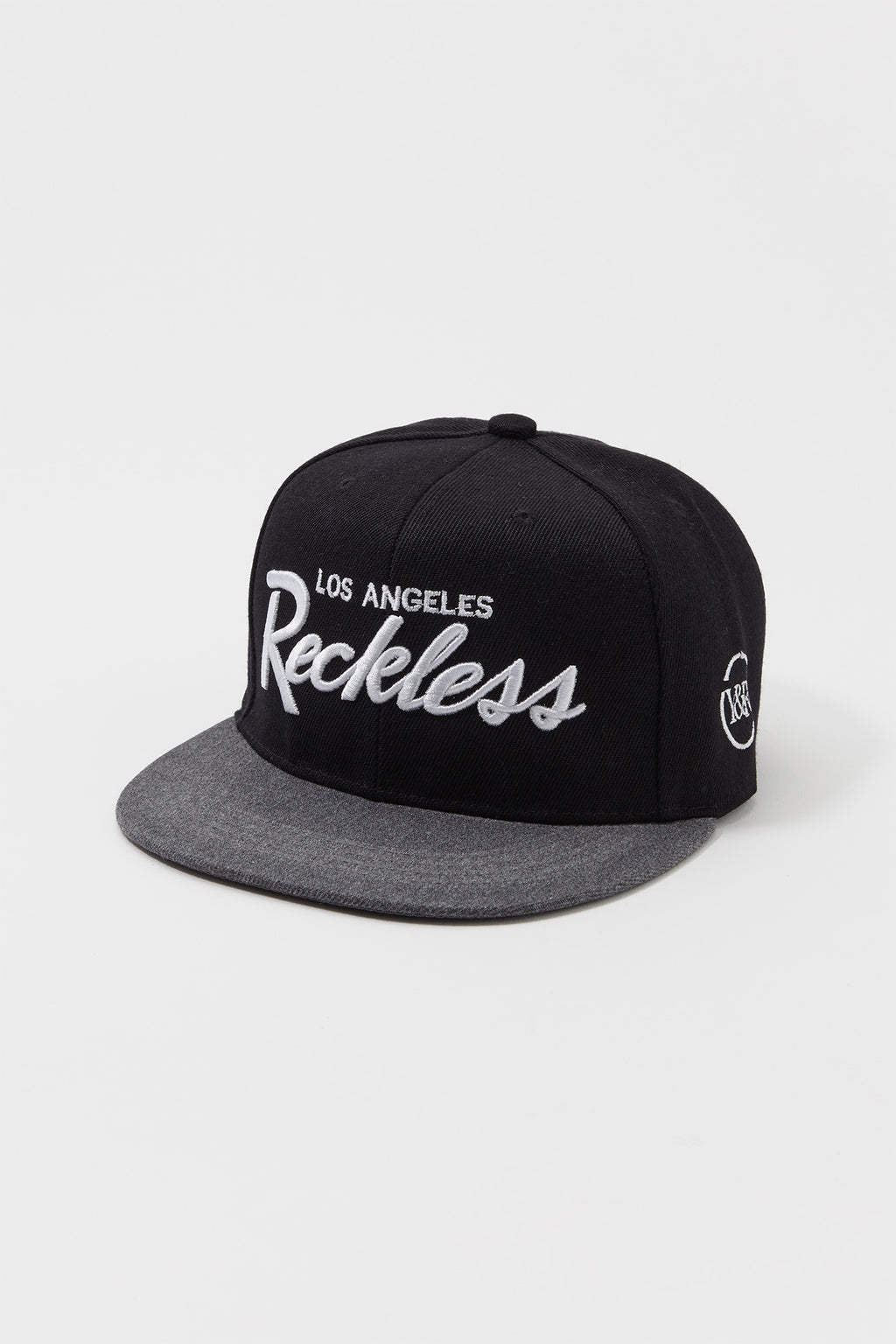 Young & Reckless Mens Contrast Brim Hat