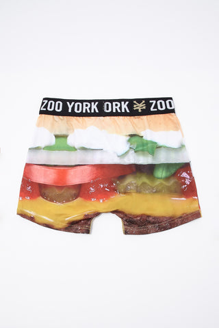 Zoo York Guys All Beef Boxer Brief