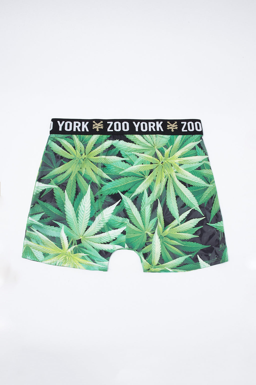 Zoo York Mens Leaf Boxer Brief