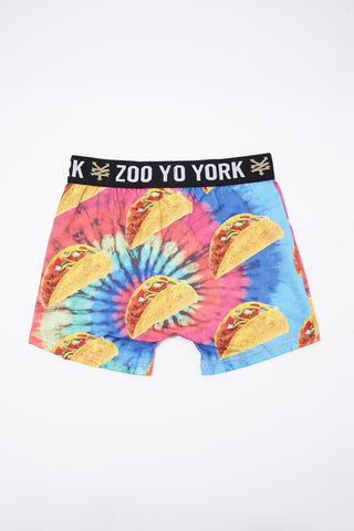 Zoo York Guys Tacos Boxer Brief