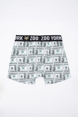 Zoo York Guys Money Boxer Brief