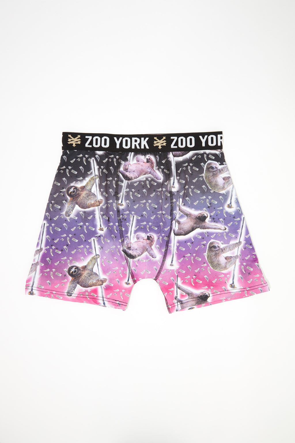 Zoo York Mens Sloth Boxer Brief
