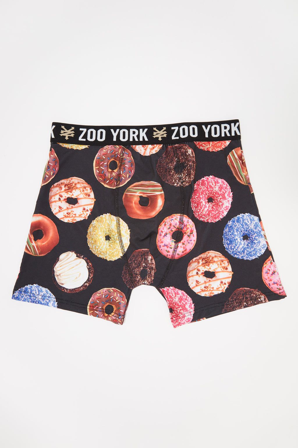 Zoo York Mens Donut Boxer Brief