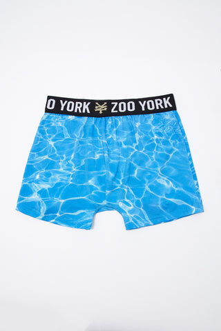 Zoo York Guys Pool Boxer Brief