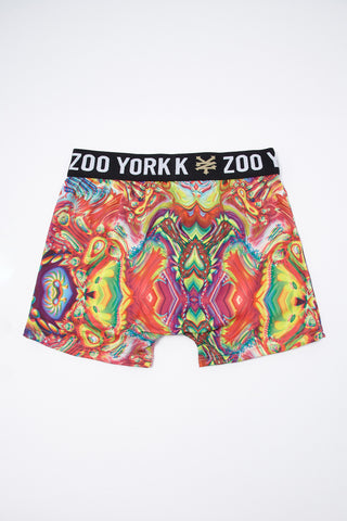 Zoo York Guys Psychedelic Boxer Brief
