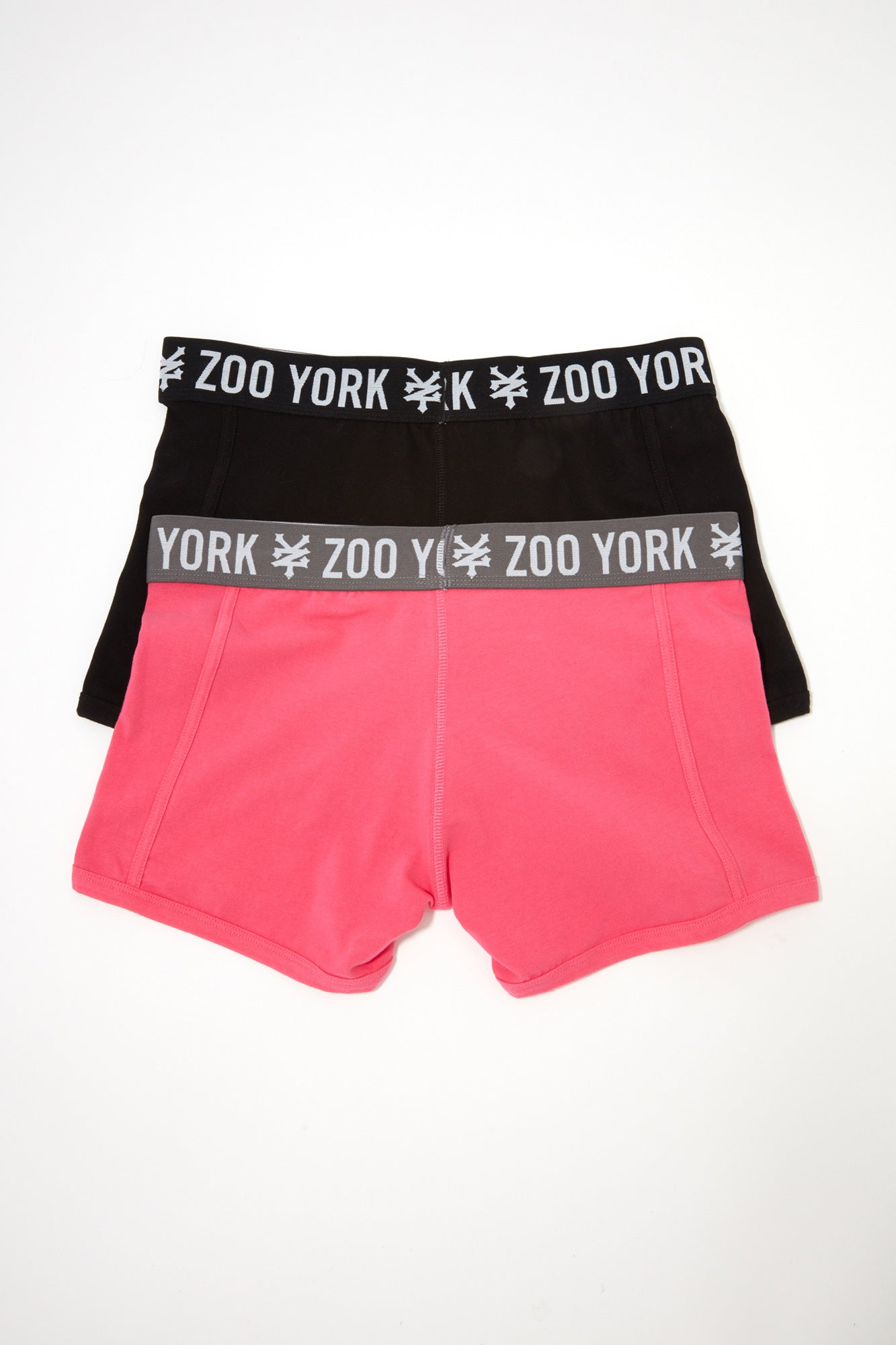 Zoo York Mens 2-Pack Boxer Briefs