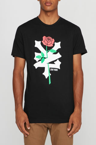Zoo York Mens Rose Tee
