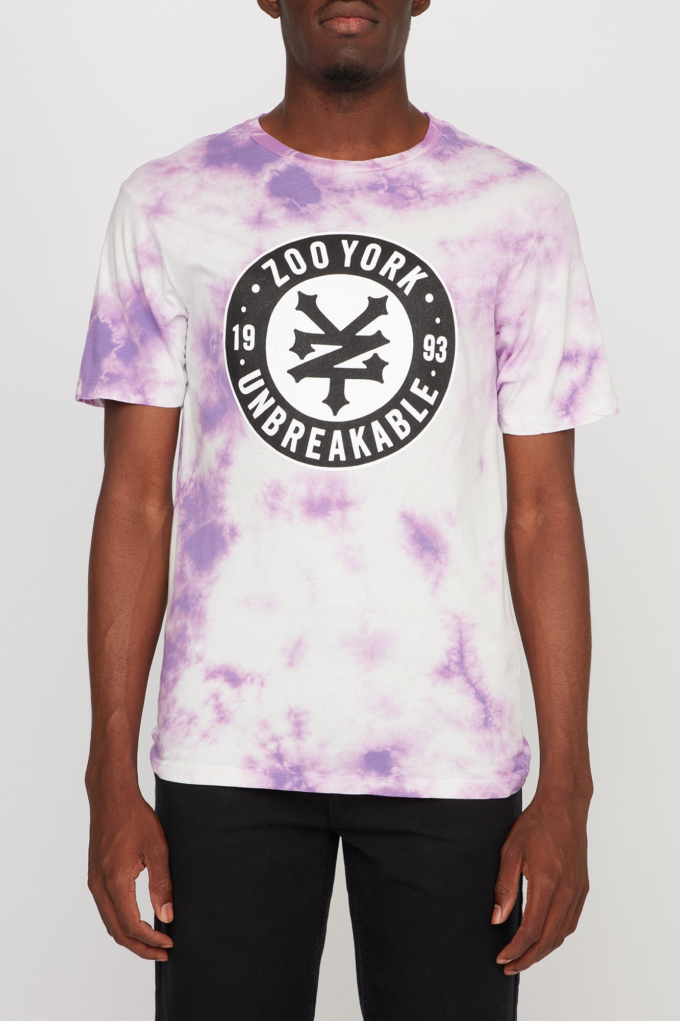 Zoo York Men's Unbreakable Circle Tee