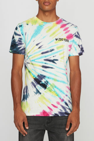 Zoo York Mens Spiral Tee