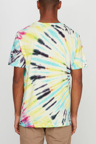 Zoo York Mens Tie Dye Tee