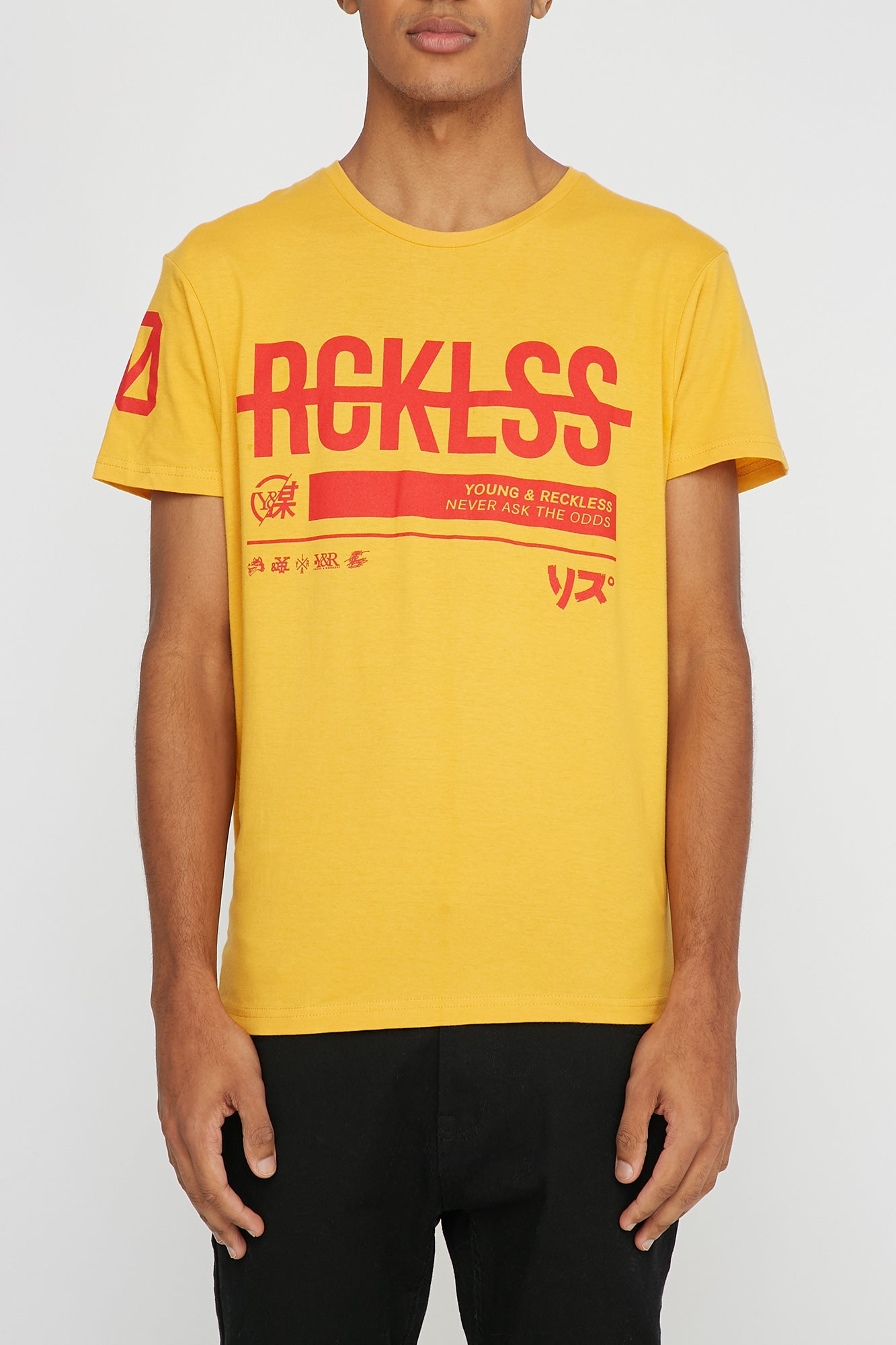 Young & Reckless Mens 00 T-Shirt