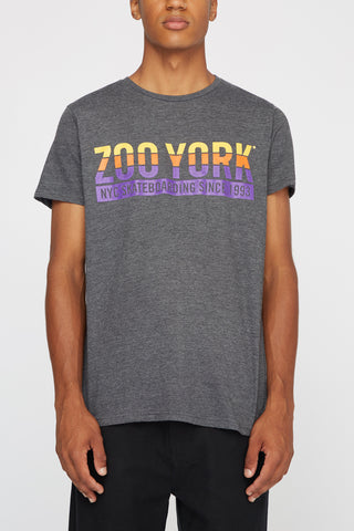 Zoo York Mens Skate Logo Tee