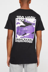 Zoo York Mens Pink Camo Box Tee