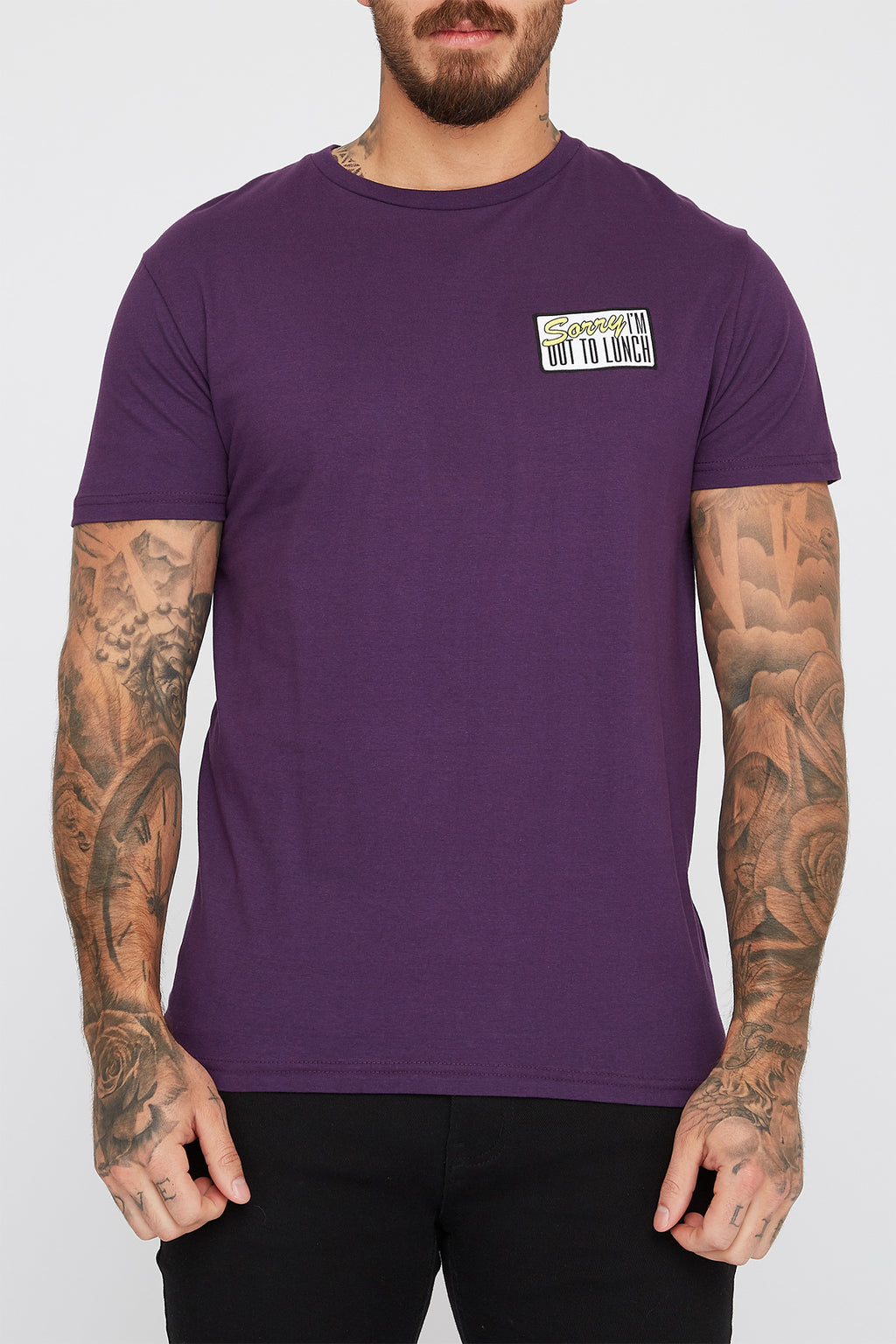 West49 Mens Sorry Out To Lunch T-Shirt