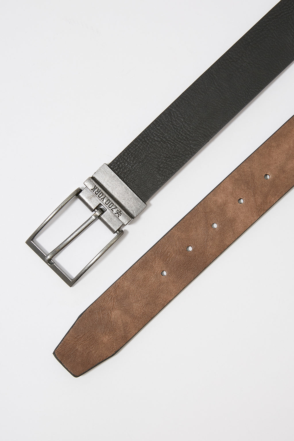Zoo York Mens Reversible Belt