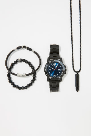 Zoo York Mens Black Watch