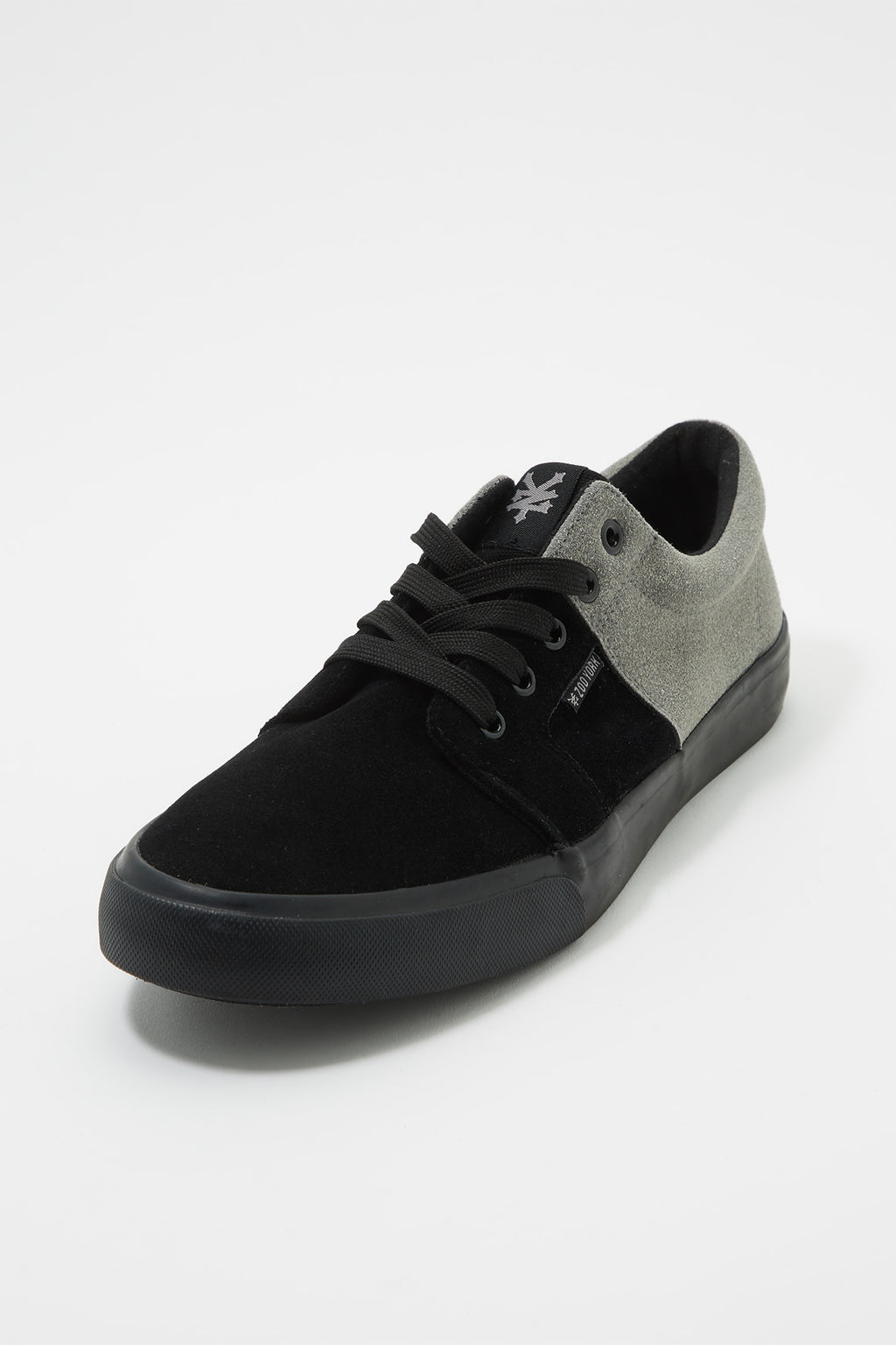 Zoo York Mens Colour Block Stack Lace-Up Canvas Shoes