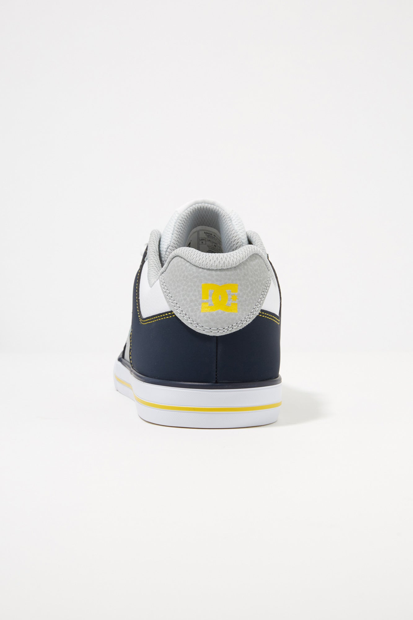 DC Youth Pure Navy Grey Sneakers