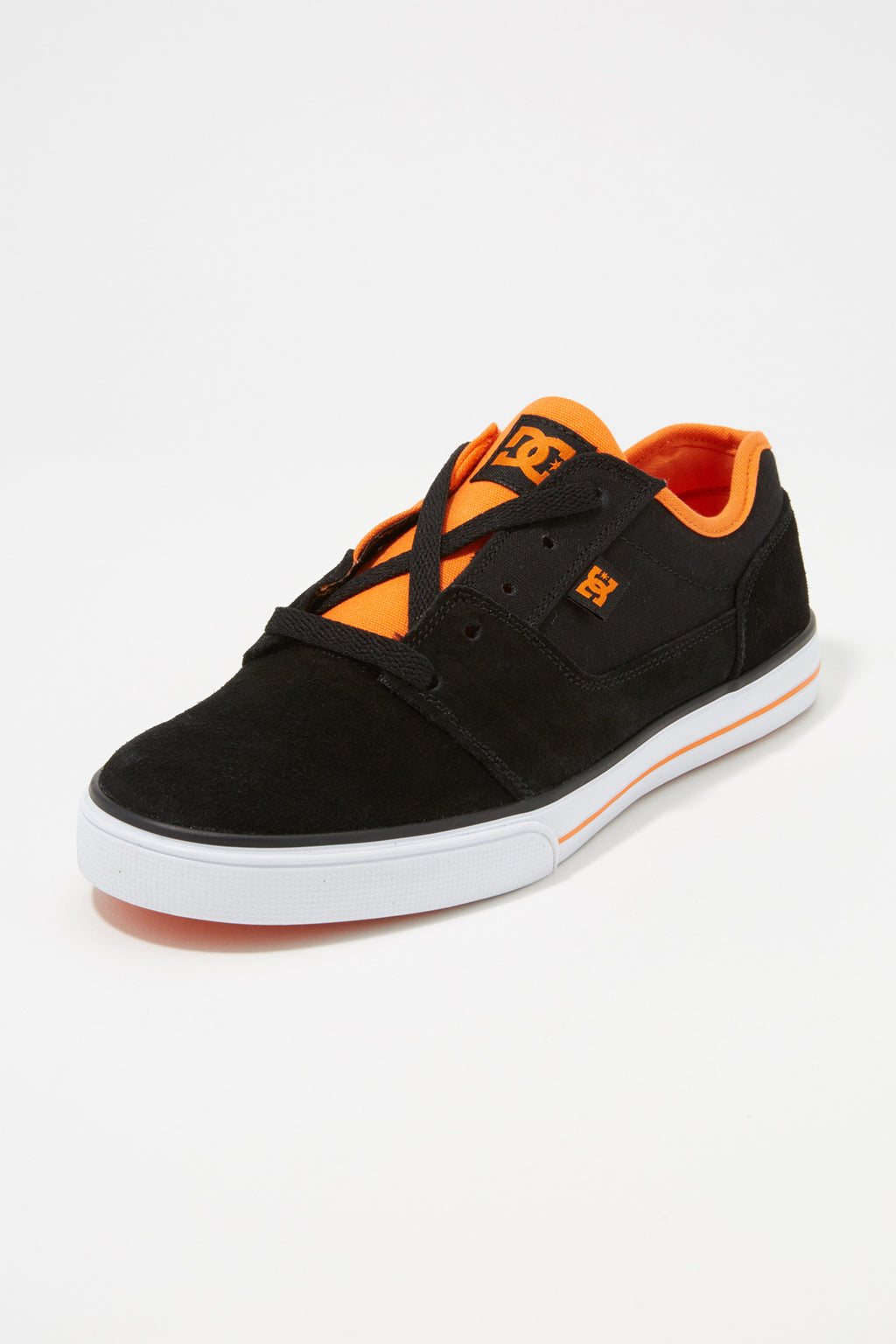 DC Youth Tonik Black Sneakers