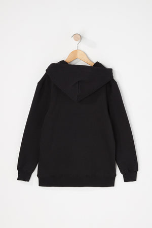 West49 Boys Solid Popover Hoodie