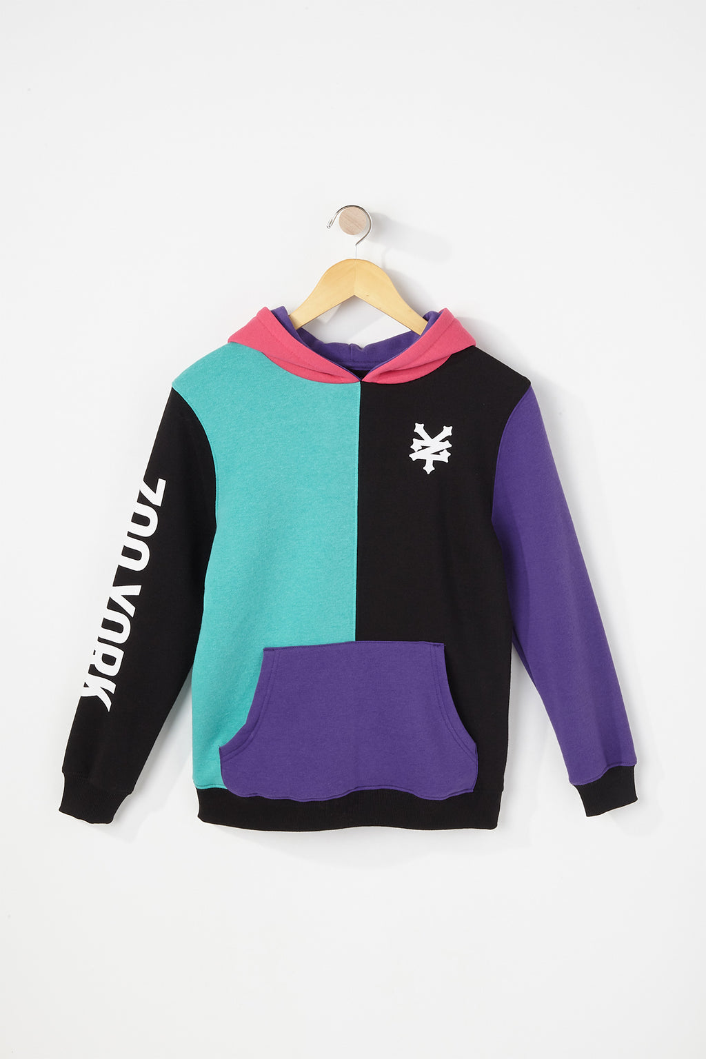 Zoo York Boys Graphic Popover Hoodie