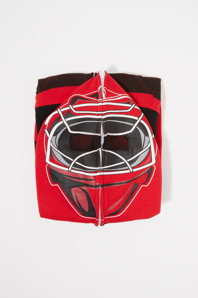 Boys Goalie Peeper