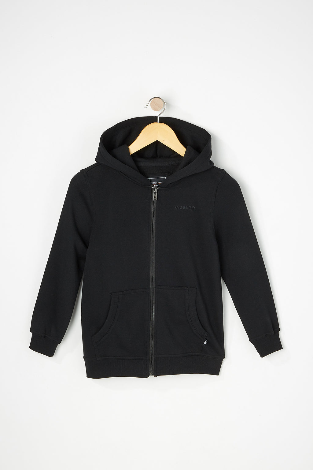 West49 Boys Zip-up Hoodie