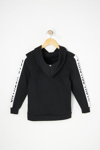 Zoo York Boys Sleeve Graphic Popover Hoodie