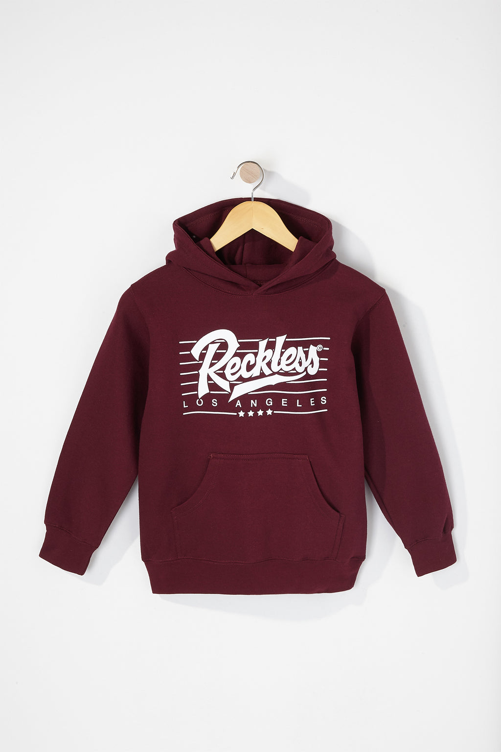 Young & Reckless Boys Varsity Hoodie
