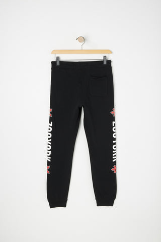 Zoo York Boys Side Logo Jogger