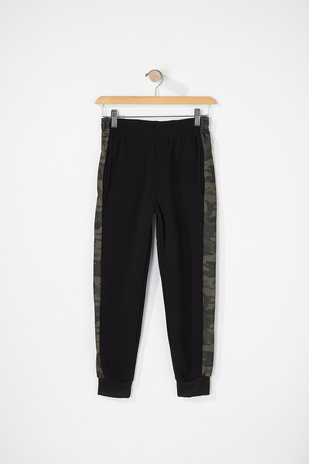 West49 Boys Camo Side Joggers