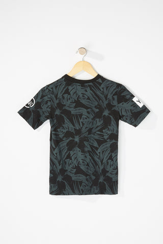 Young & Reckless Boys Floral T-Shirt