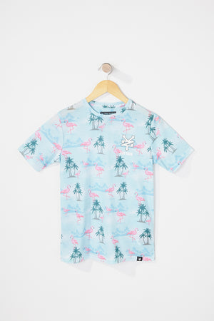 Zoo York Boys Flamingo T-Shirt
