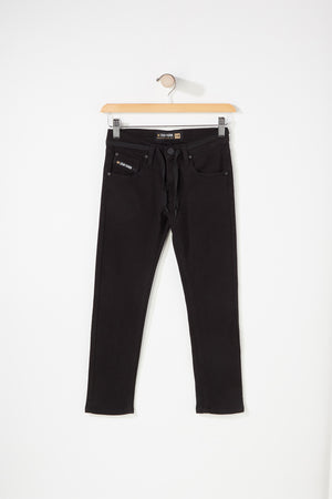 Zoo York Boys Skinny Bull Denim Jeans