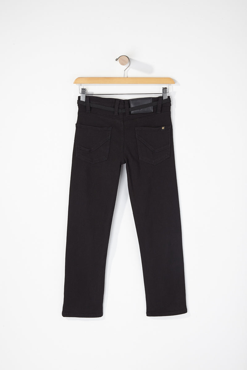 Zoo York Boys 5-Pocket Bull Denim Jeans