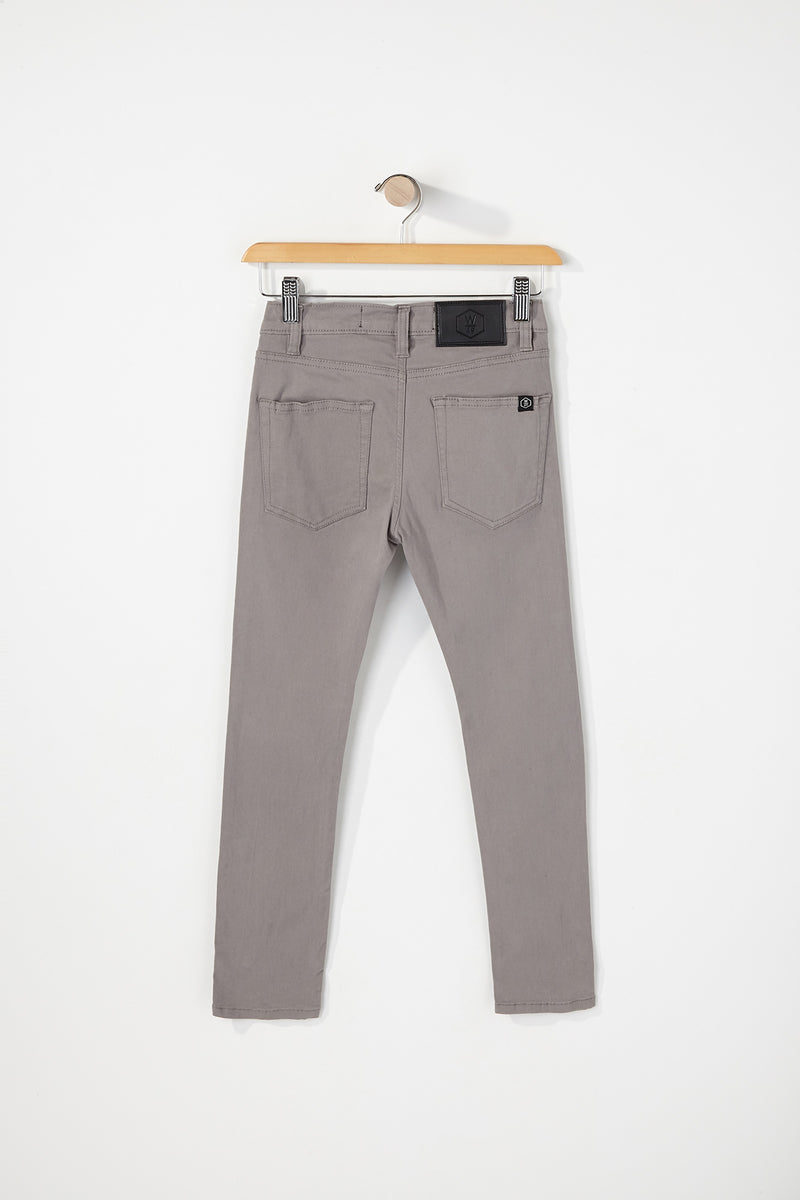 West49 Boys 5-Pocket Skinny Jeans