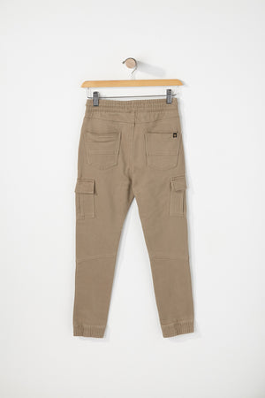 Zoo York Boys Soft Cargo Jogger