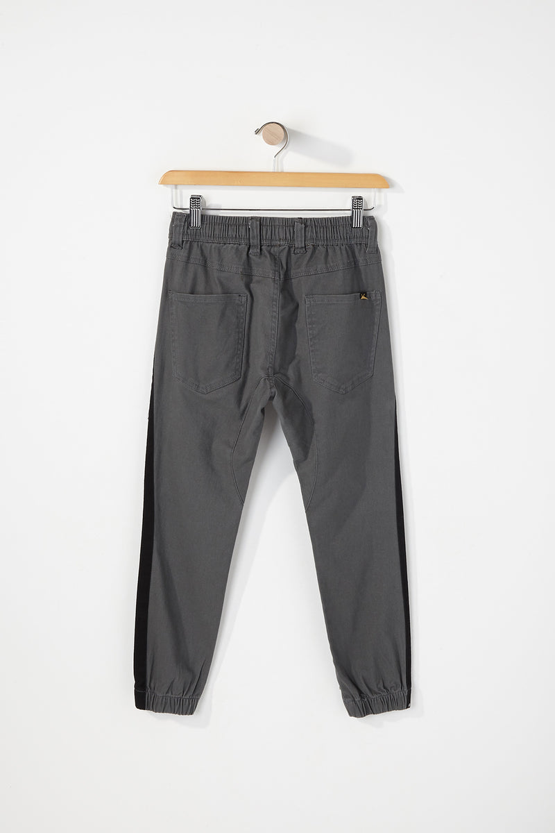 Zoo York Boys Side Tape Jogger