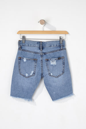 West49 Boys Distressed Shorts