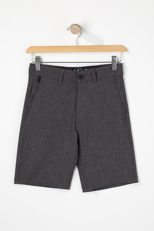 West49 Boys Solid Submersible Shorts
