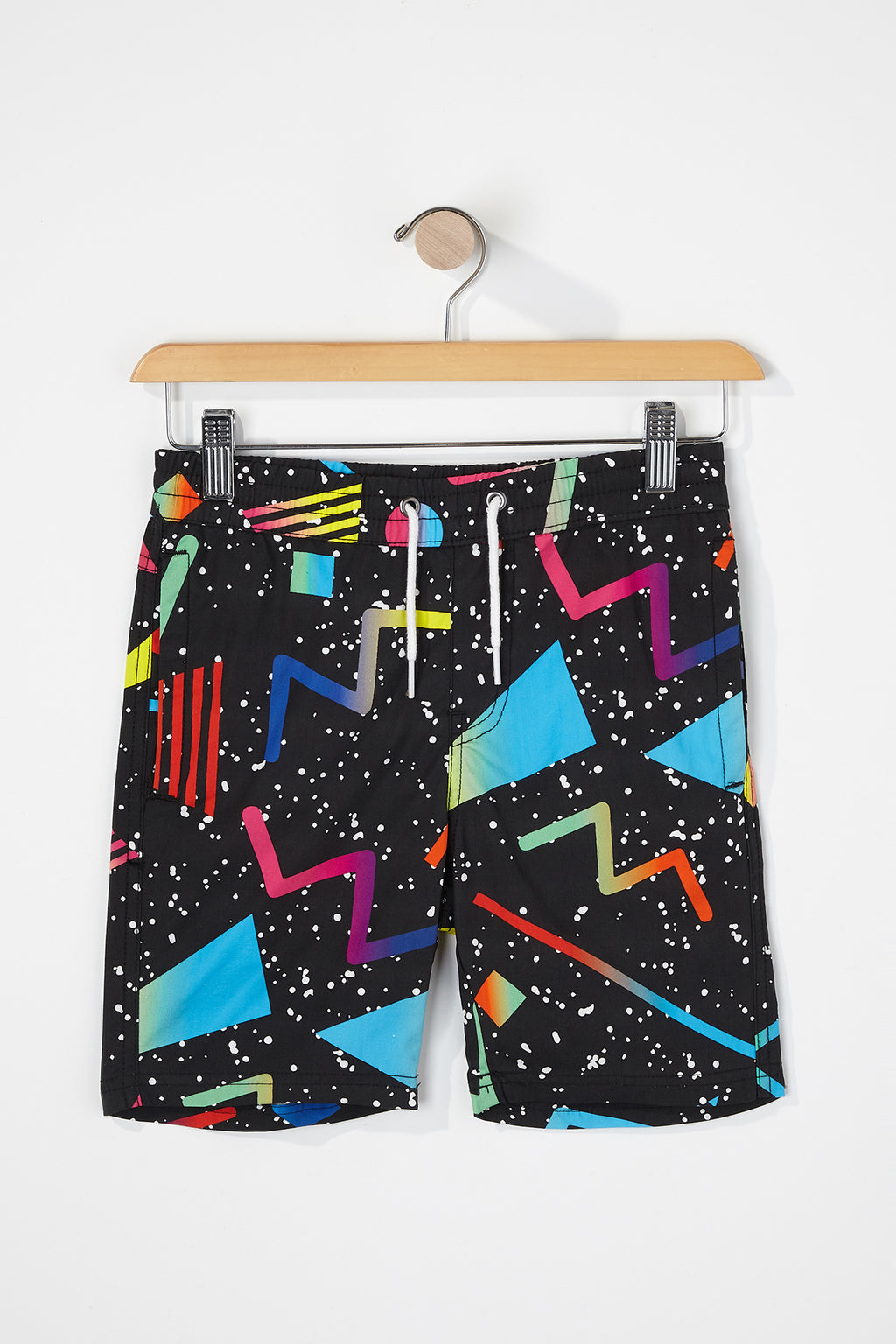 Zoo York Boys Graphic Pull-On Beach Shorts