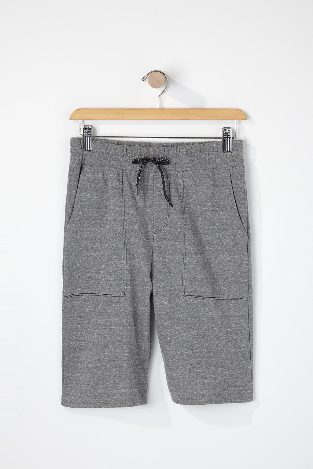 West49 Boys Fleece Jogger Shorts