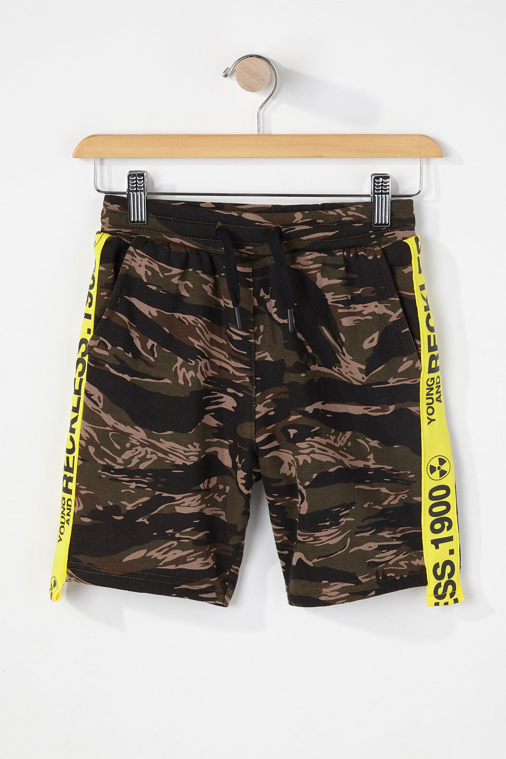 Young & Reckless Boys Camo Jogger