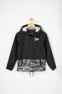 Young & Reckless Boys Half Camo Jacket