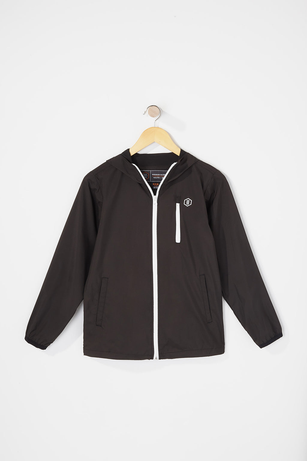 West49 Boys Pongee Tech Jacket