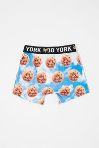 Zoo York Mens Cookie Boxer Brief