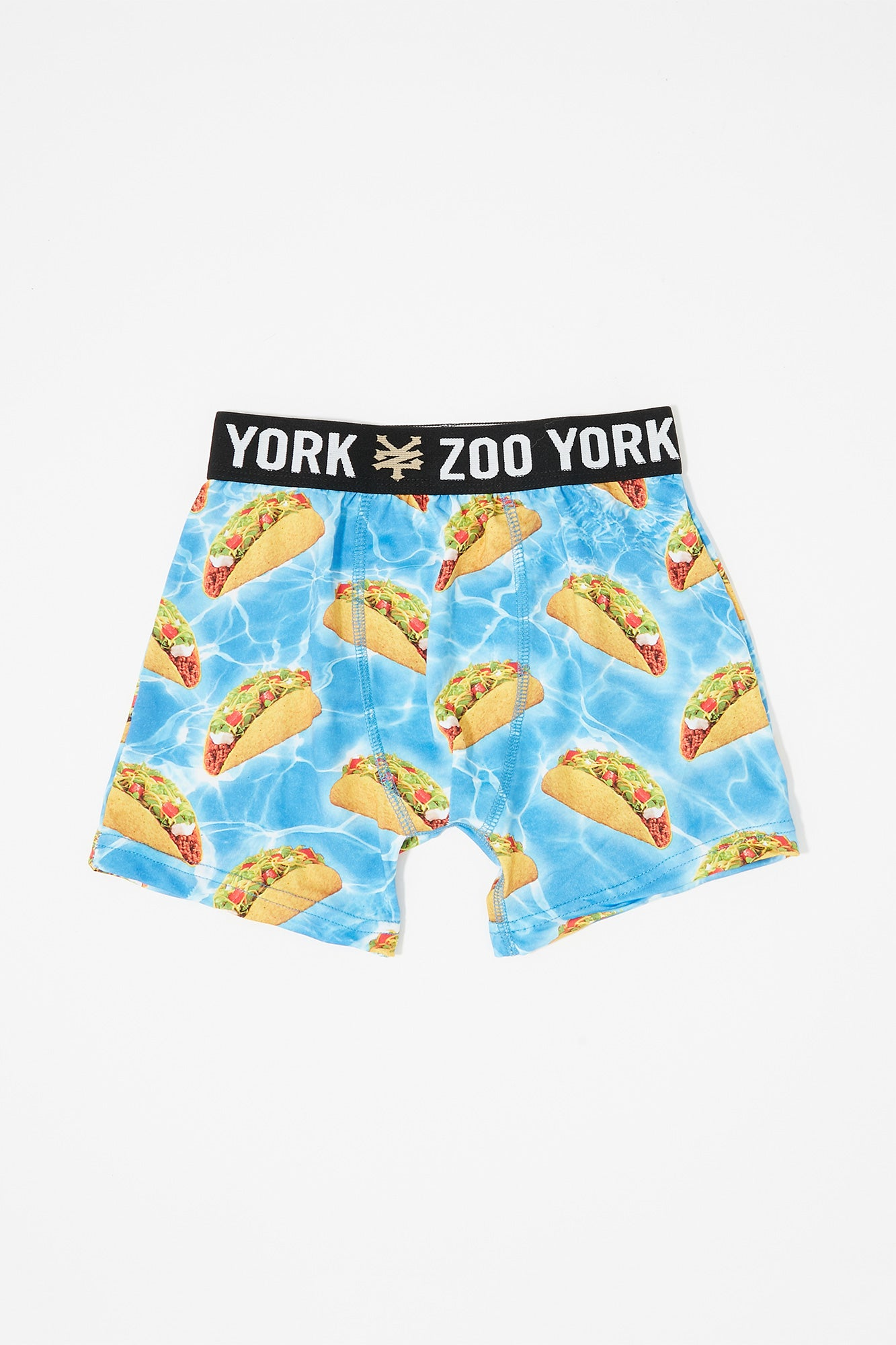 Zoo York Mens Taco Boxer Brief